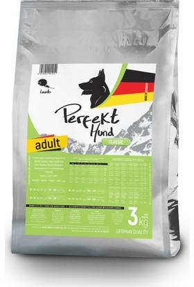 Perfekt Hund Adult Lamb, Kuzu Etli Yetişkin Köpek Maması 3 Kg