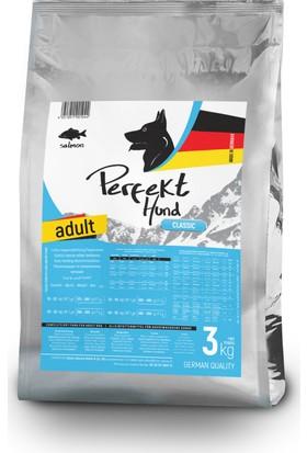 Perfekt Hund Adult Salmon, Somonlu Yetişkin Köpek Maması 3 Kg