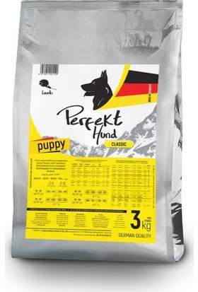 Perfekt Hund Puppy Lamb, Kuzu Etli Yavru Köpek Maması 3 Kg