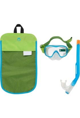 Subea Çocuk Şnorkel Seti Ve Taşıma Çantası