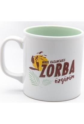 Çağdaş Edebiyat Serisi Kupa - Zorba
