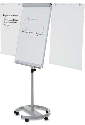 Magnetoplan Mobil Flipchart De Luxe