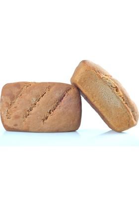 Doğal File Kara Fırın Kepekli Tava Ekmeği Ekşi Mayalı 1 kg
