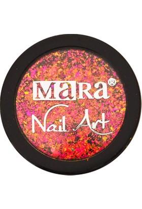 Mara Magic Chameleon Flakies / Pink / Gold /Green