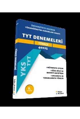 Üniversiteye Hazırım Türkçe Tyt DenemeleriKolektif