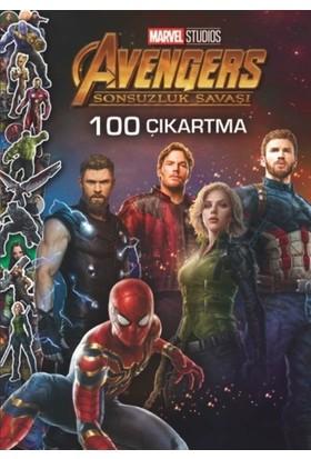 Marvel Avengers Sonsuzluk Savaşı 100 Çıkartma