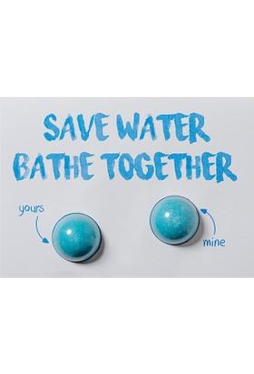 Lolabomb Save Water Bath Together Blaster Card 2x30 gr Banyo Topu