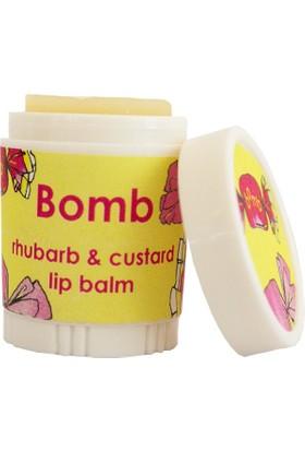 Lolabomb Rhubarb & Custard Dudak Balmı 10 ml
