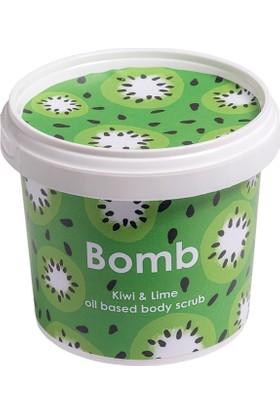 Lolabomb Kiwi & Lime Vücut Scrub 365 ml
