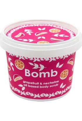 Lolabomb Grapefruit & Nectarine Vücut Scrub 365 ml