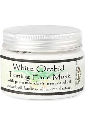 Lemongrass House Yüz Maskesi Beyaz Orkide 150 gr
