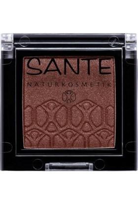 Sante Organik Tekli Göz Farı - No.05 Işıltılı Kahverengi