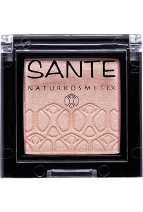Sante Organik Tekli Göz Farı - No.02 Baş Döndüren Altın