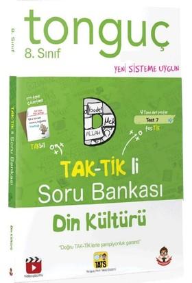 Tonguç Akademi Yayınları 8. Sınıf Din Kültürü Ve Ahlak Bilgisi Tak - Tik Li Soru Bankası