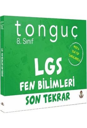 Tonguç Akademi Yayınları 8. Sınıf Fen Bilimleri Lgs Son Tekrar