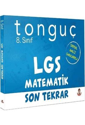 Tonguç Akademi Yayınları 8. Sınıf Matematik Son Tekrar