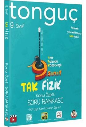 Tonguç Akademi Yayınları 9. Sınıf Tak Fizik Konu Özetli Soru Bankası