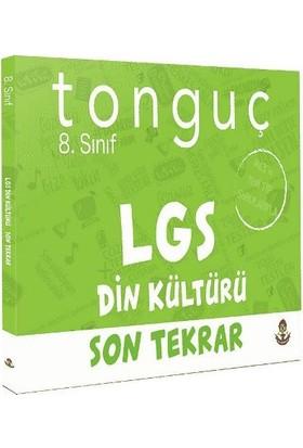 Tonguç Akademi Yayınları Lgs Din Kültürü Son Tekrar