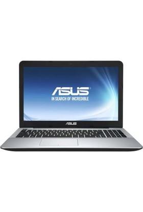"""Asus X555BP-XX101T AMD A9 9410 4GB 500GB R5 M420 Windows 10 Home 15.6"""" Taşınabilir Bilgisayar"""