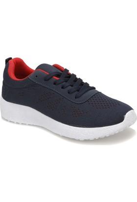 Torex Ice W Lacivert Kırmızı Kadın Sneaker