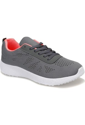 Torex Ice W Gri Pembe Kadın Sneaker