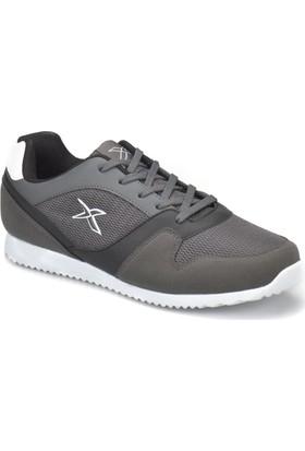 Kinetix Odell M Gri Siyah Erkek Sneaker