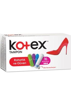 Kotex Tampon - Normal (16 Adet)