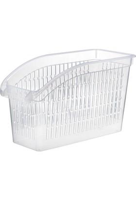 Gondol Mutfak Düzenleyici - Buzdolabı Raf Organizer Sepet