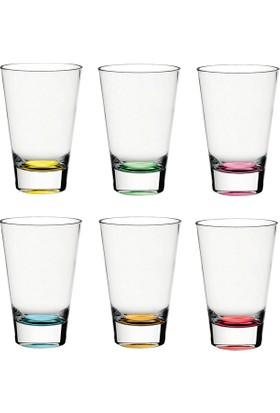 Vidivi Cam Su Bardağı, Oval, Confettı