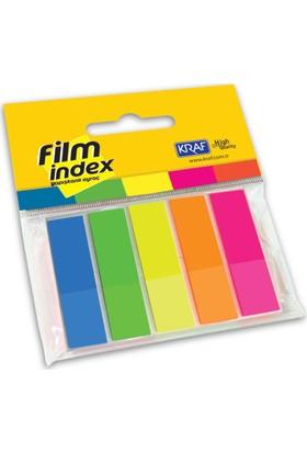 Kraf Fılm Index 13X44Mm 5 Renk X 25 Sy 1344