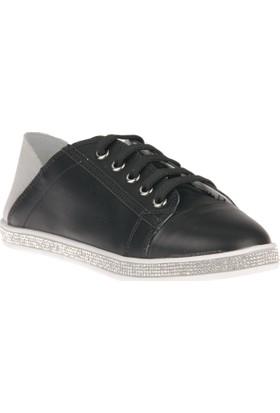 Uniquer, Kadın Ayakkabı 8158U 80 Siyah