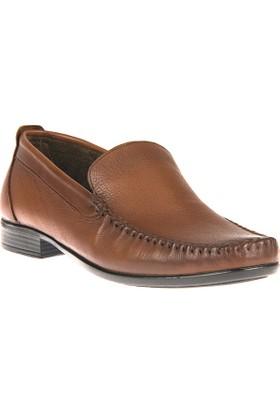 Ziya, Erkek Hakiki Deri Ayakkabı 8171 105 Taba