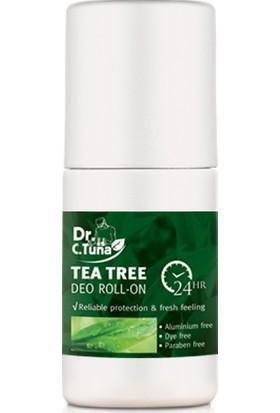 Farmasi Dr. Cevdet Tuna Çay Ağacı Özlü Roll On 50 ml