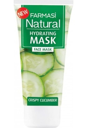 Farmasi Natural Hydrating Face Mask Salatalıklı 60 gr