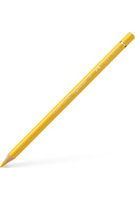Faber Castell Polychromos Kuru Boya Kalemi 108 Dark Cadmium Yellow
