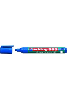 Edding Flipchart Markör Kesik Uç Mavi 1-5 Mm