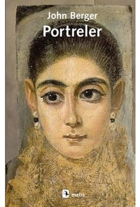 Portreler (Sert Kapak)Ciltli) - John Berger