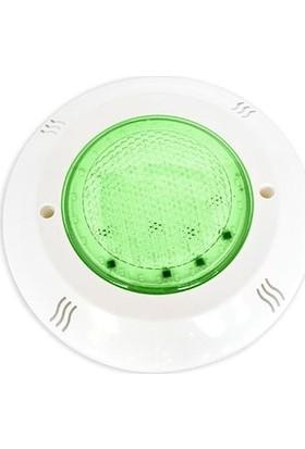 Omega Pool Sıva Üstü Led Havuz Lambası (Yeşil Işık)