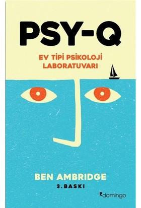 PSY-Q - Psikolojik Zekanız ile Tanışmaya Hazır mısınız? - Ben Ambridge