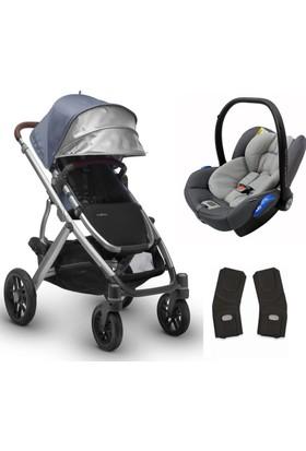 Uppababy Vista Travel Sistem Bebek Arabası Henry