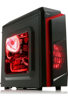 Dark Evo Gamer G521 Intel Core i5 8400 8GB 1TB 120GB SSD GTX1050 Ti Freedos Masaüstü Bilgisayar DK-PC-G521