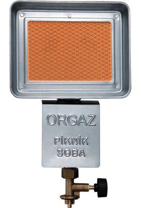Orgaz Sb 600 Dedantörlü Piknik Soba