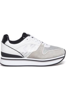Emporio Armani Kadın Ayakkabı X3X046 XL214 A022