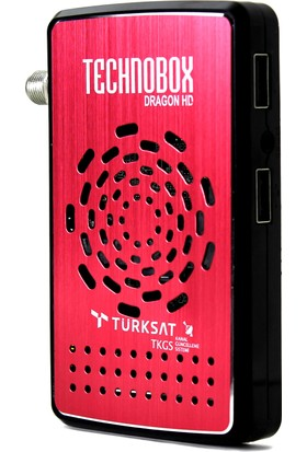 Technobox Dragon Full Hd Mini Uydu Alıcısı