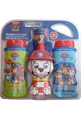 Nickelodeon Paw Petrol Çocuk Banyo Seti
