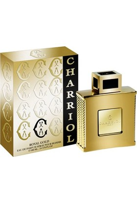 Charriol Royal Gold EDP 100ML Erkek Parfümü