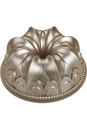 Taç Fırın Dökum Kek Kalıpları Gold(Tf)