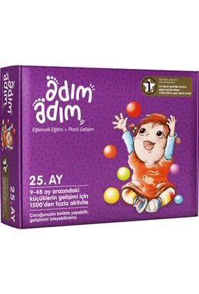 Adım Adım Bebek Eğitim Seti 25.Ay