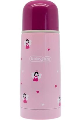 Babyjem Bebek Termosu 350Ml Pembe