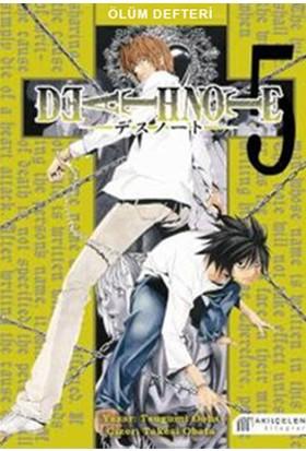 Ölüm Defteri 5 - Tsugumi Ooba